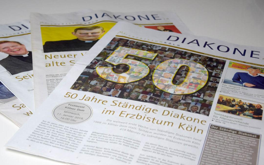50 Jahre Ständige Diakone im Erzbistum Köln