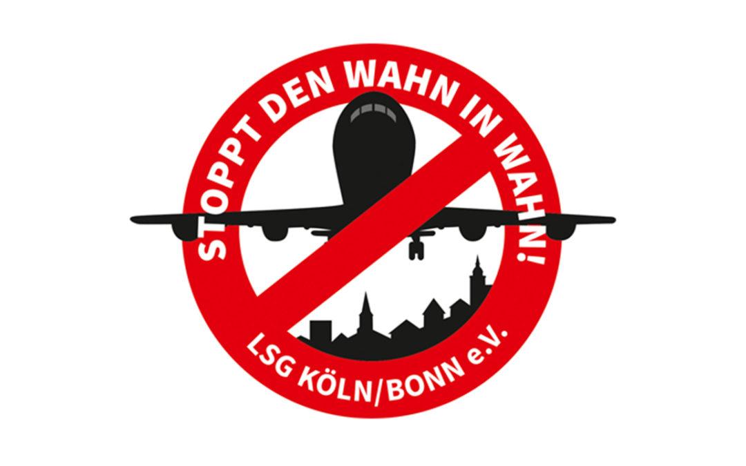Neue Website der Lärmschutzgemeinschaft Flughafen Köln/Bonn e.V.