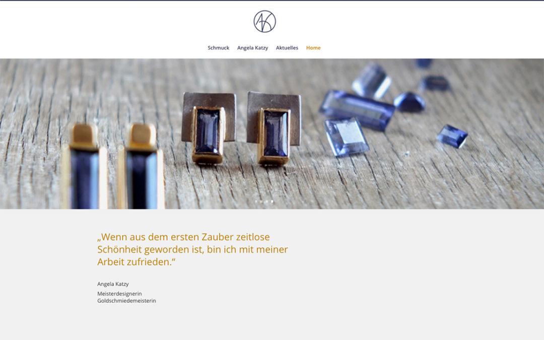 20 Jahre Atelier K – Angela Katzy