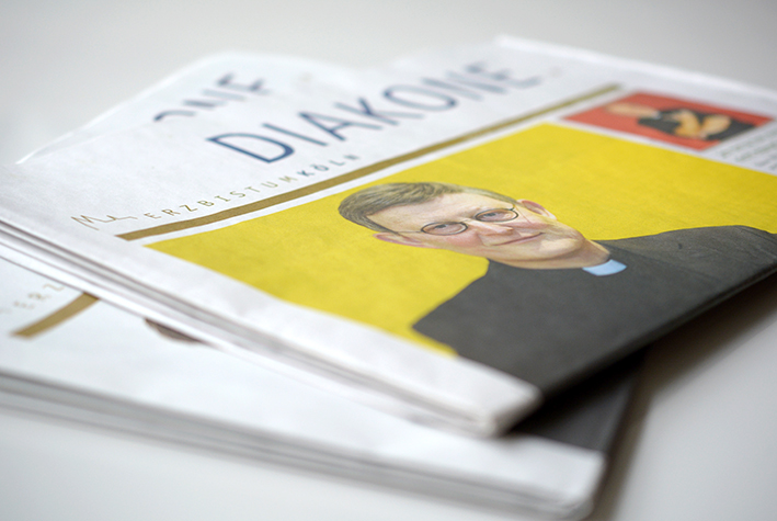 Der Diakonenbrief – Im Zeitungsformat