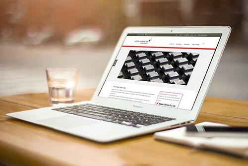 Neue Website für die Nippon Kornmeyer Carbon Group GmbH