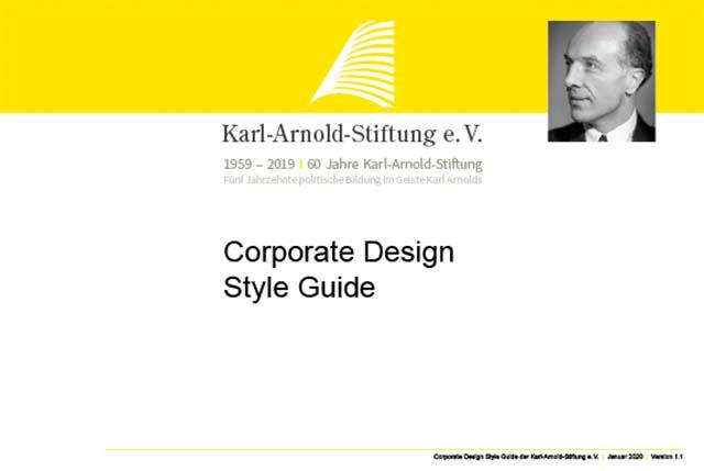 Was genau ist ein Corporate Design Style Guide?